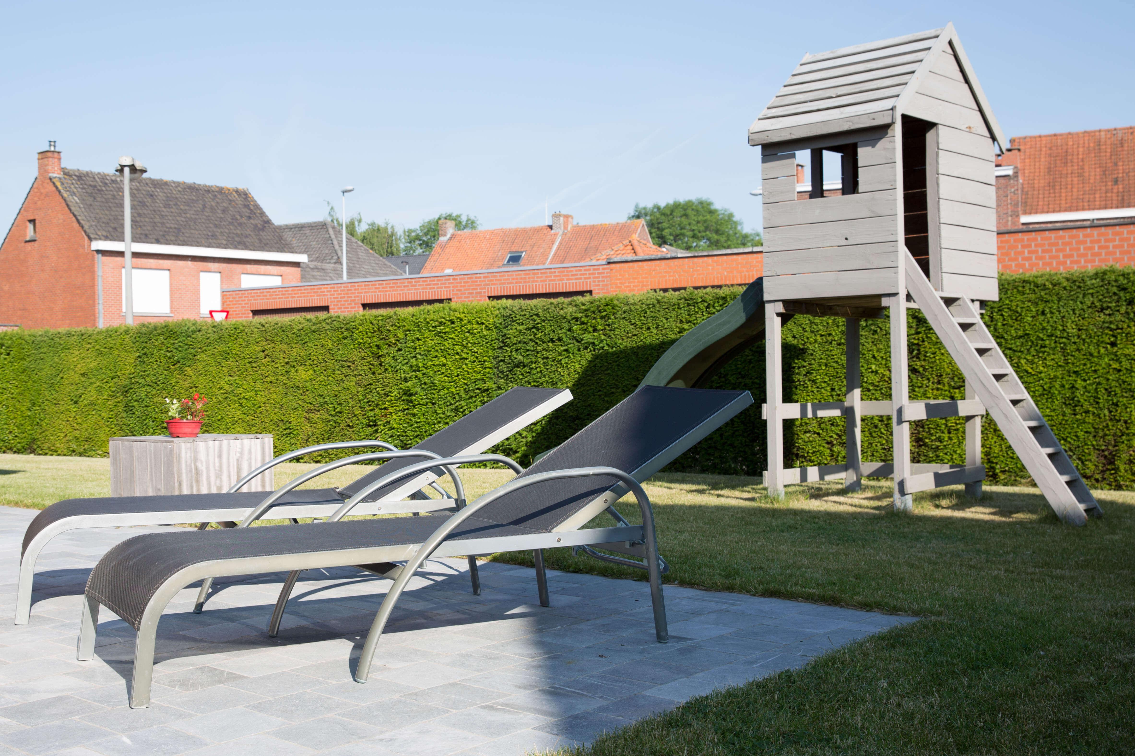 Accommodatie for Ligzetel tuin